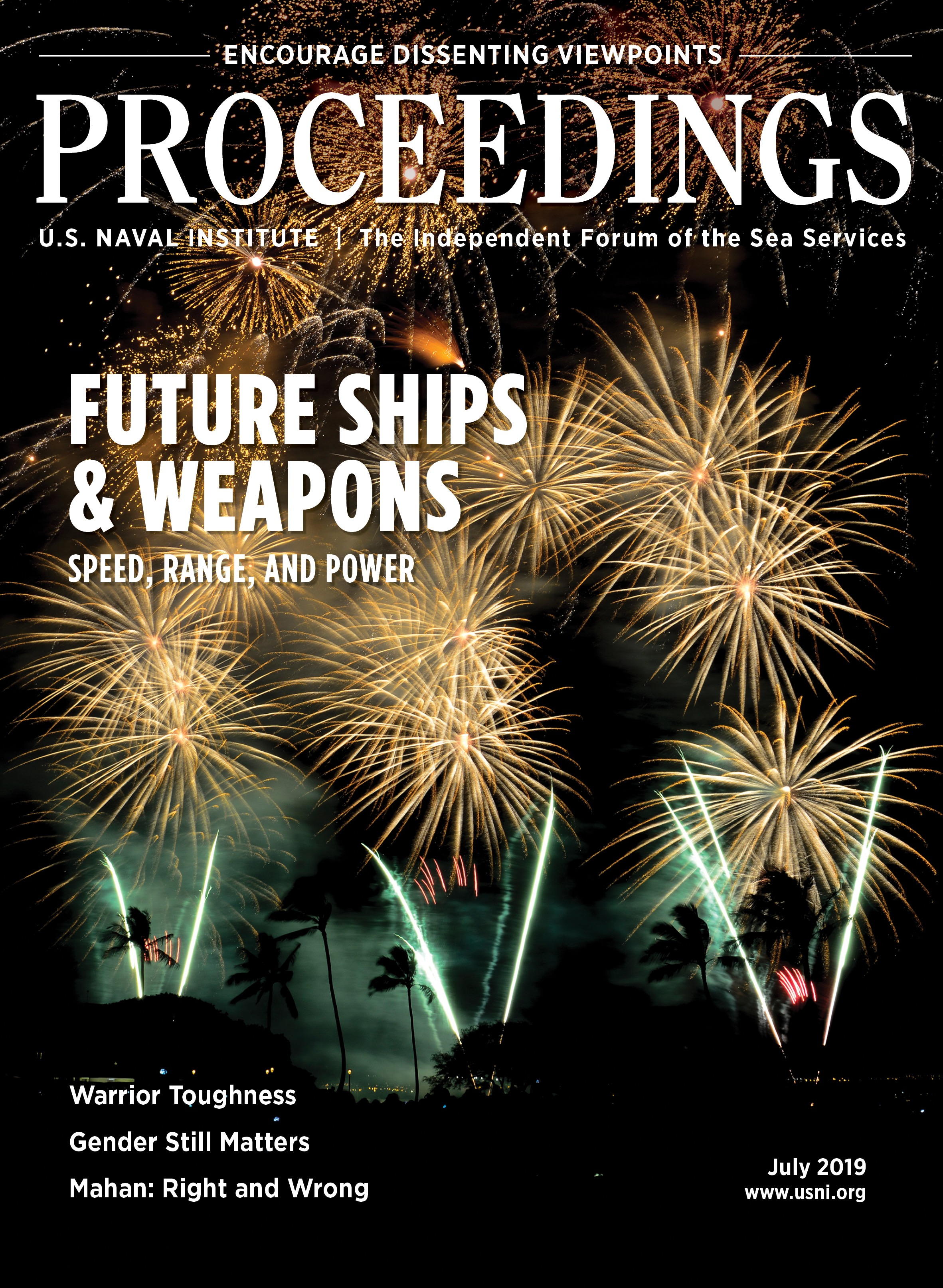 Proceedings - July 2019 Vol. 145/7/1,397 Cover
