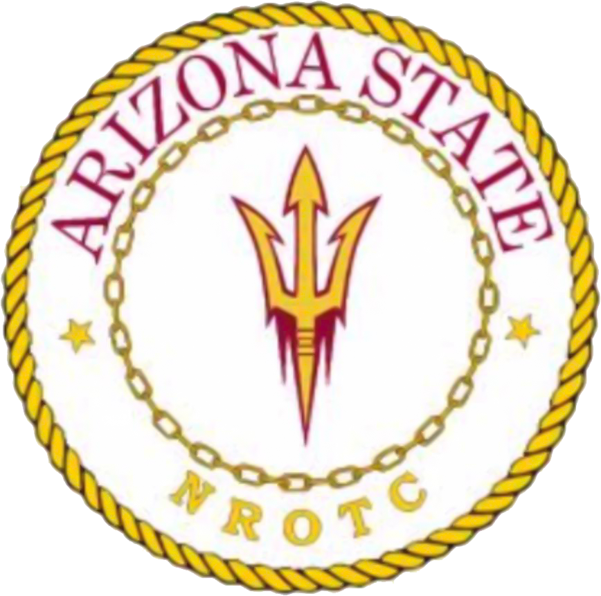 Arizona State University NROTC Logo