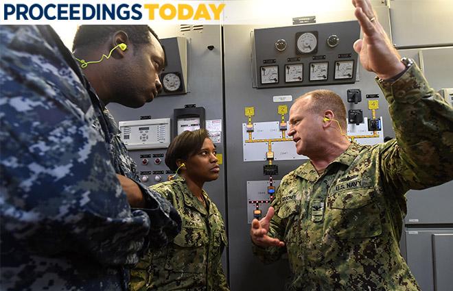 Navy NWU or NWU III t