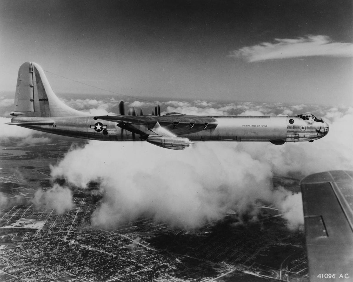 United States Air Force B-36 Peacemaker