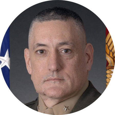 MajGen David W. Coffman, USMC