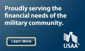 USAA Proudly sponsors Defense Forum Washington