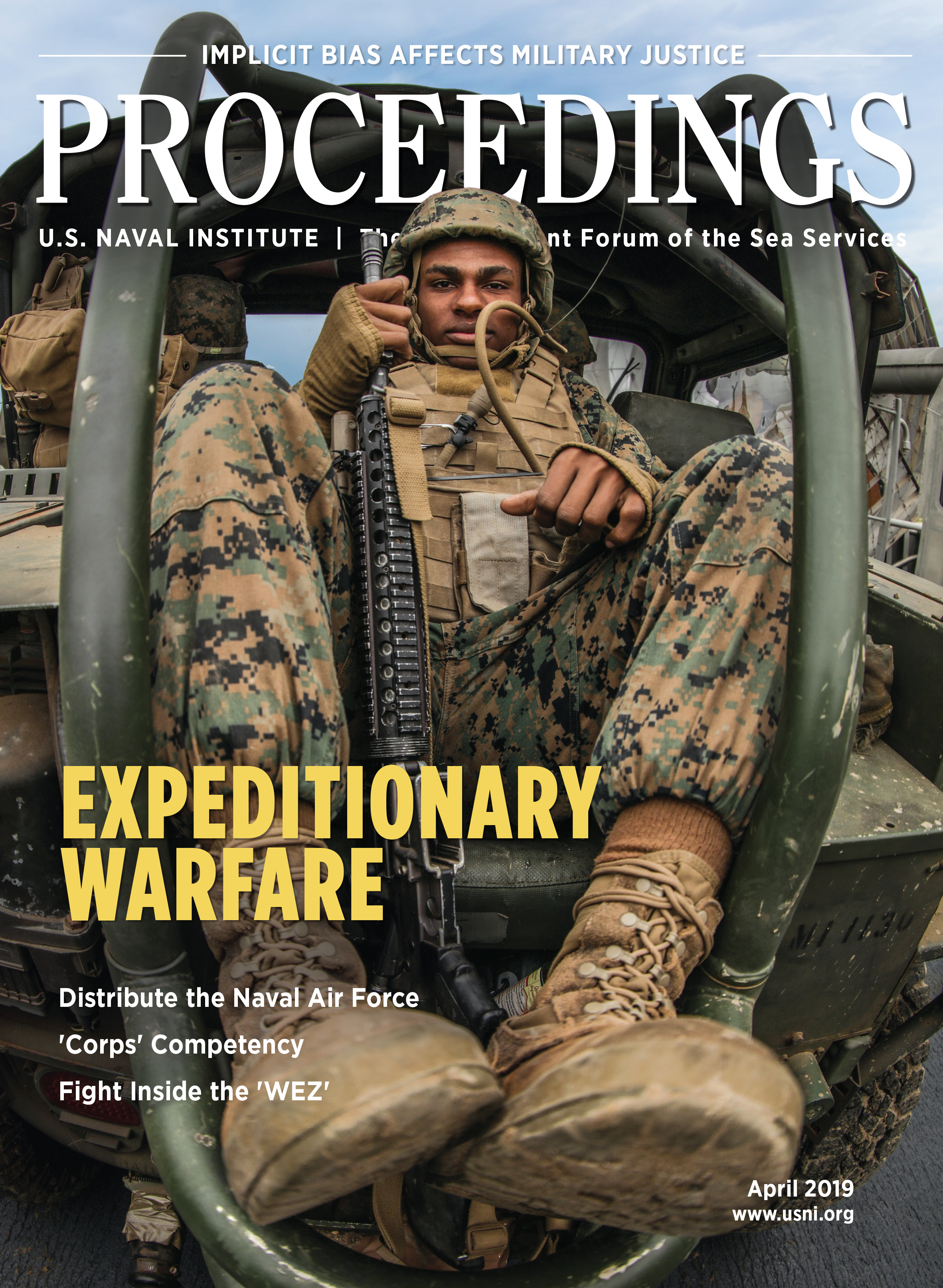 Proceedings - April 2019 Vol. 145/4/1,394 Cover