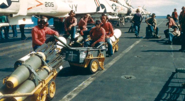 Navy Air Strike North Vietnam | Naval History Magazine
