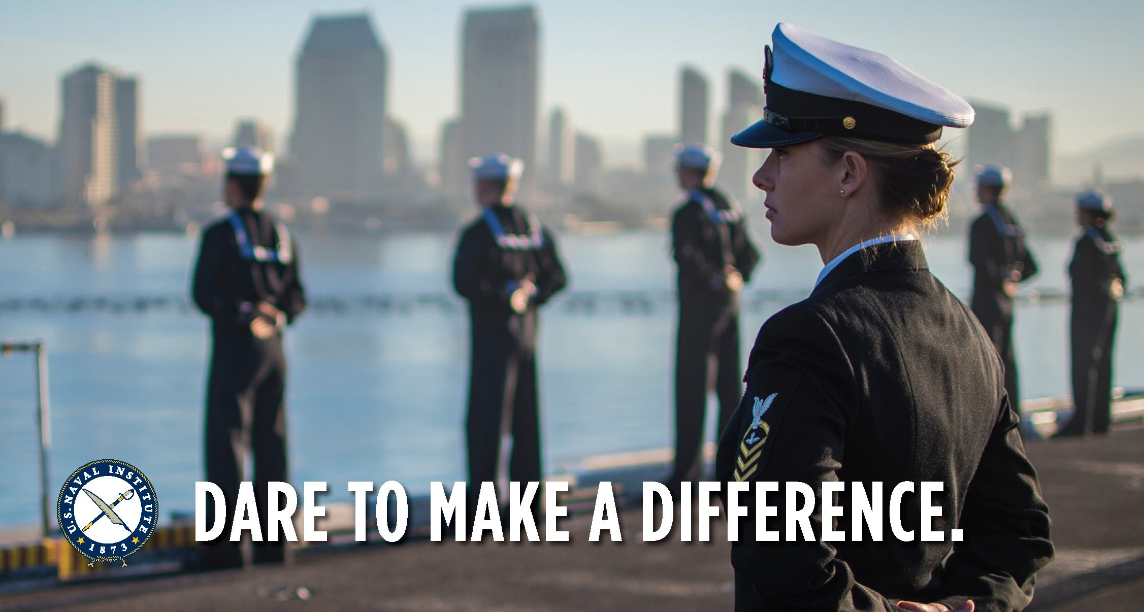 Dare to Make a Difference