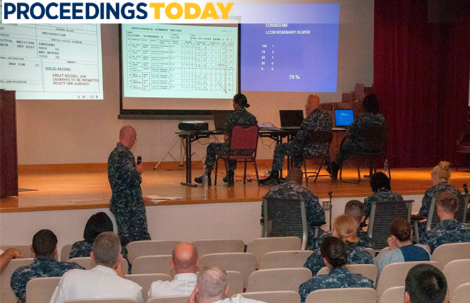 make navy selection boards transparent u s naval institute