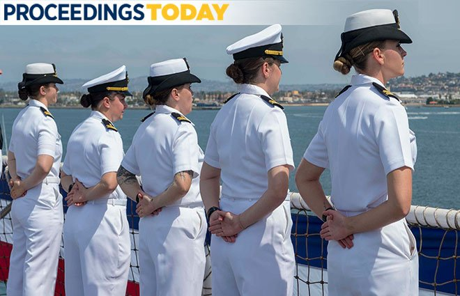 CNO, Are you Listening? Why Uniforms Matter to Female