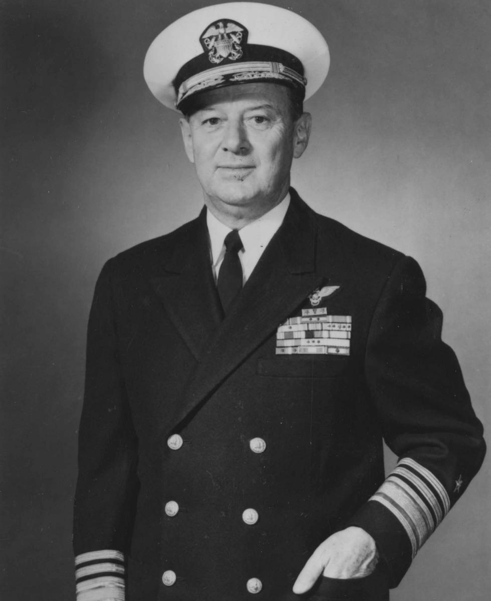 Vice Admiral Andrew McBurney Jackson, Jr. U.S. Navy (Retired)