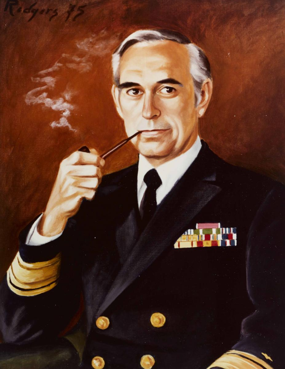 Rear Admiral Robert H. Wertheim USN (Ret.) Navy History and Heritage Command