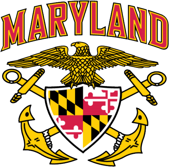 University of Maryland at College Park NROTC Logo