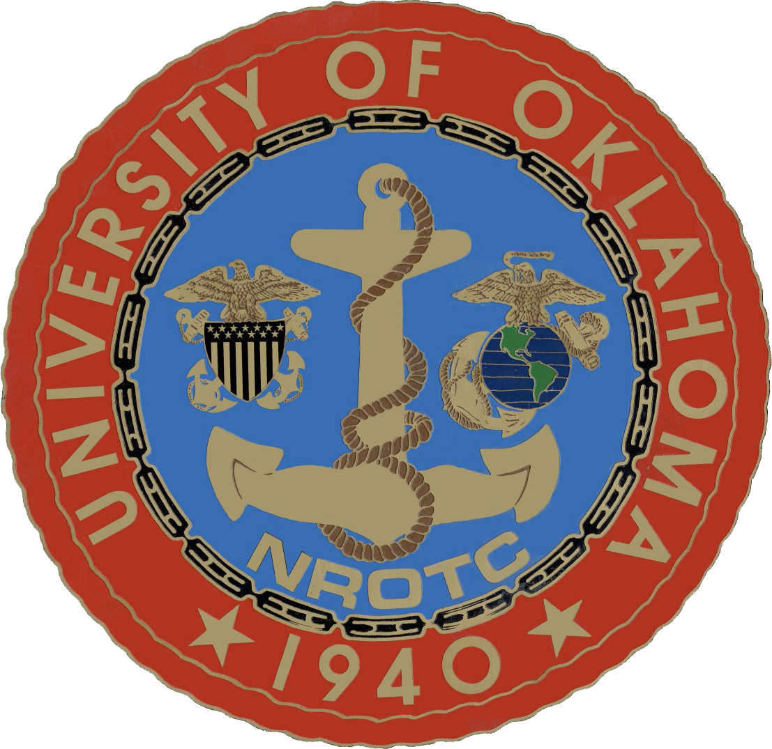 University of Oklahoma NROTC Logo