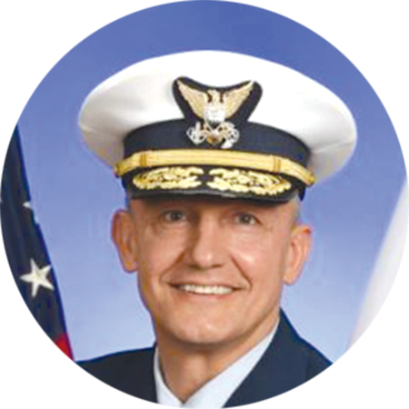 RDML Anthony J. Vogt, USCG