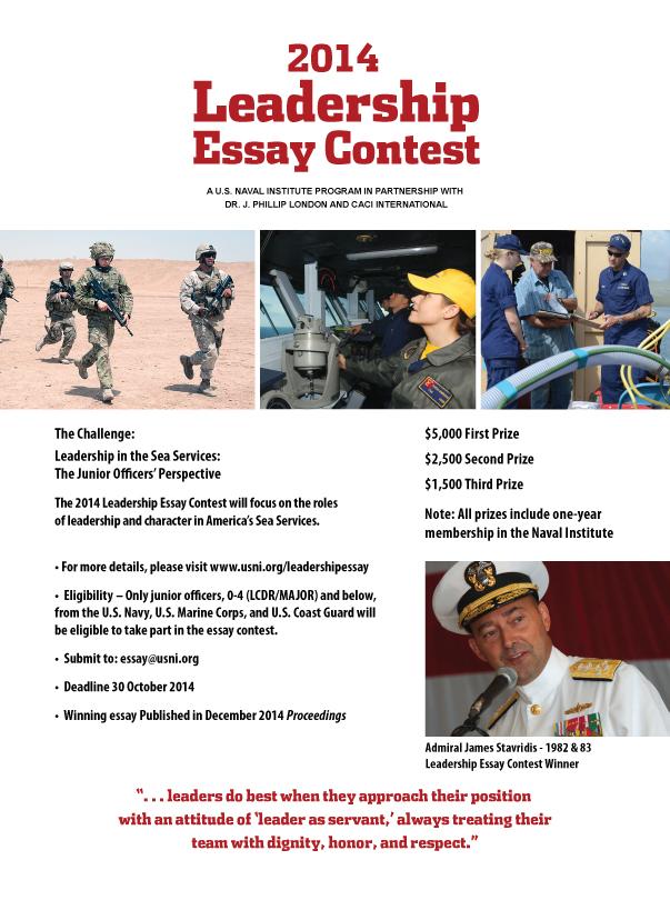 follow the leader essay