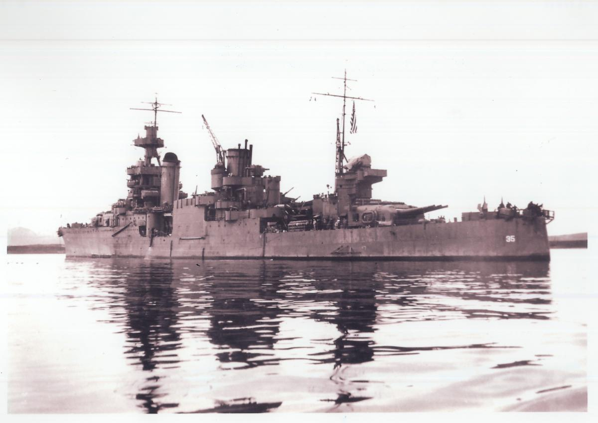 the uss indianapolis ship during wwii essay Some 300 men went down with the ship, and the remainder of the crew— between 800  the survivors of the uss indianapolis have been meeting for  reunions for 55  see how paper is still being made by hand today.