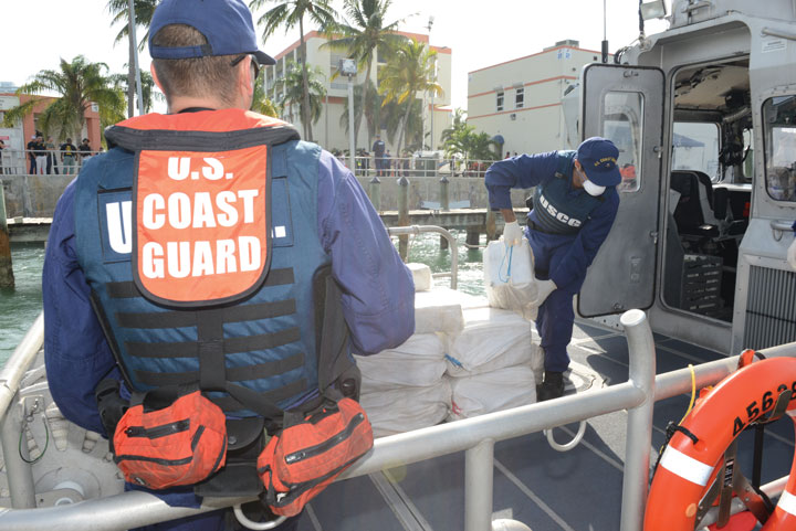 U.S. Coast Guard (Mark Barney)