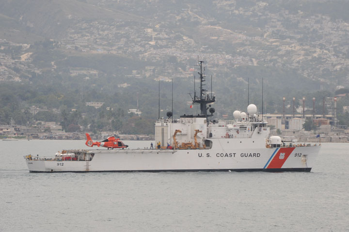 U.S. Coast Guard (David Mosley)