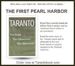 Order From Taranto Book Today!