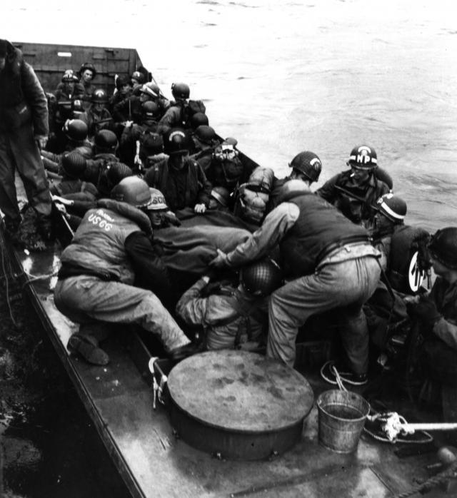 The Coast Guard's World War II Crucible | Naval History
