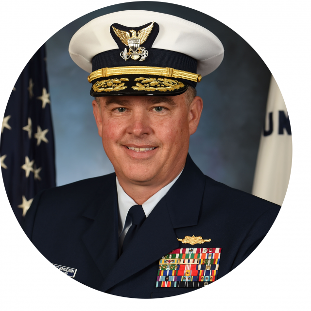 Rear Admiral Scott W. Clendenin