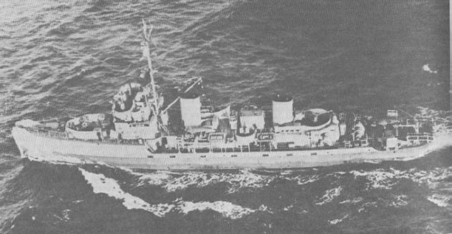 USS Speed