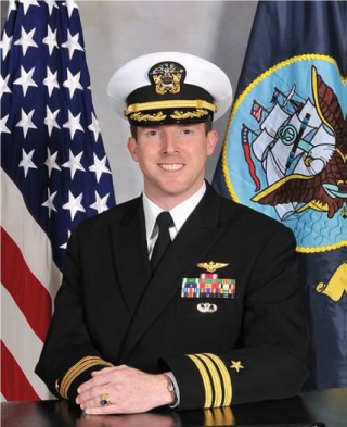 CDR Guy Bus Snodgrass, USN