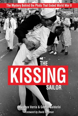 The Kissing Sailor Book Cover