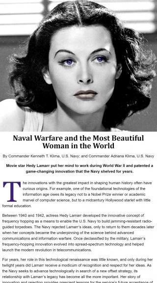 Mobile Featured Article Naval History App