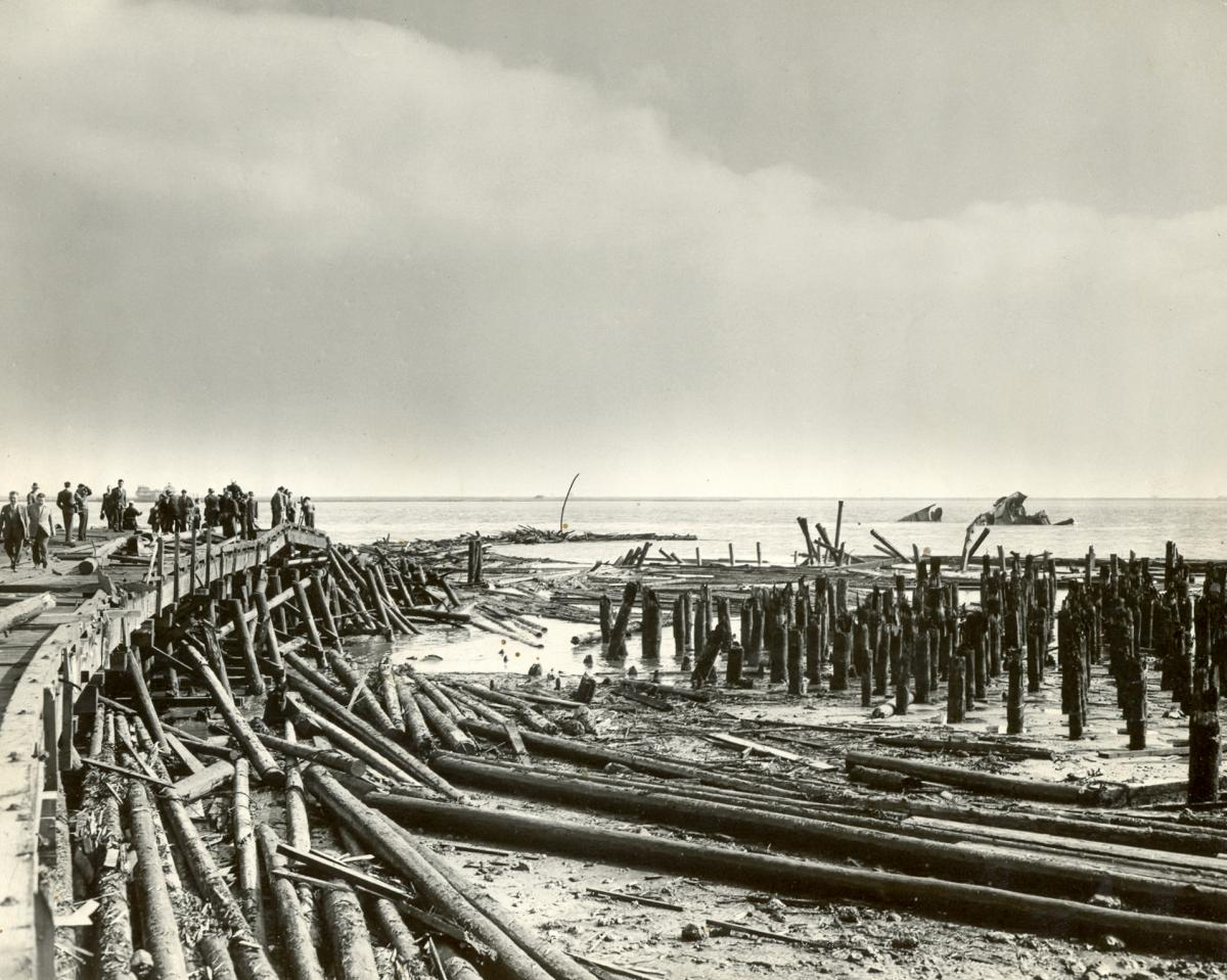 Aftermath of the Port Chicago Disaster