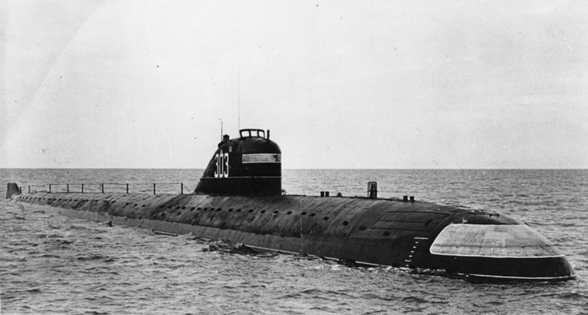 Big black torpedo