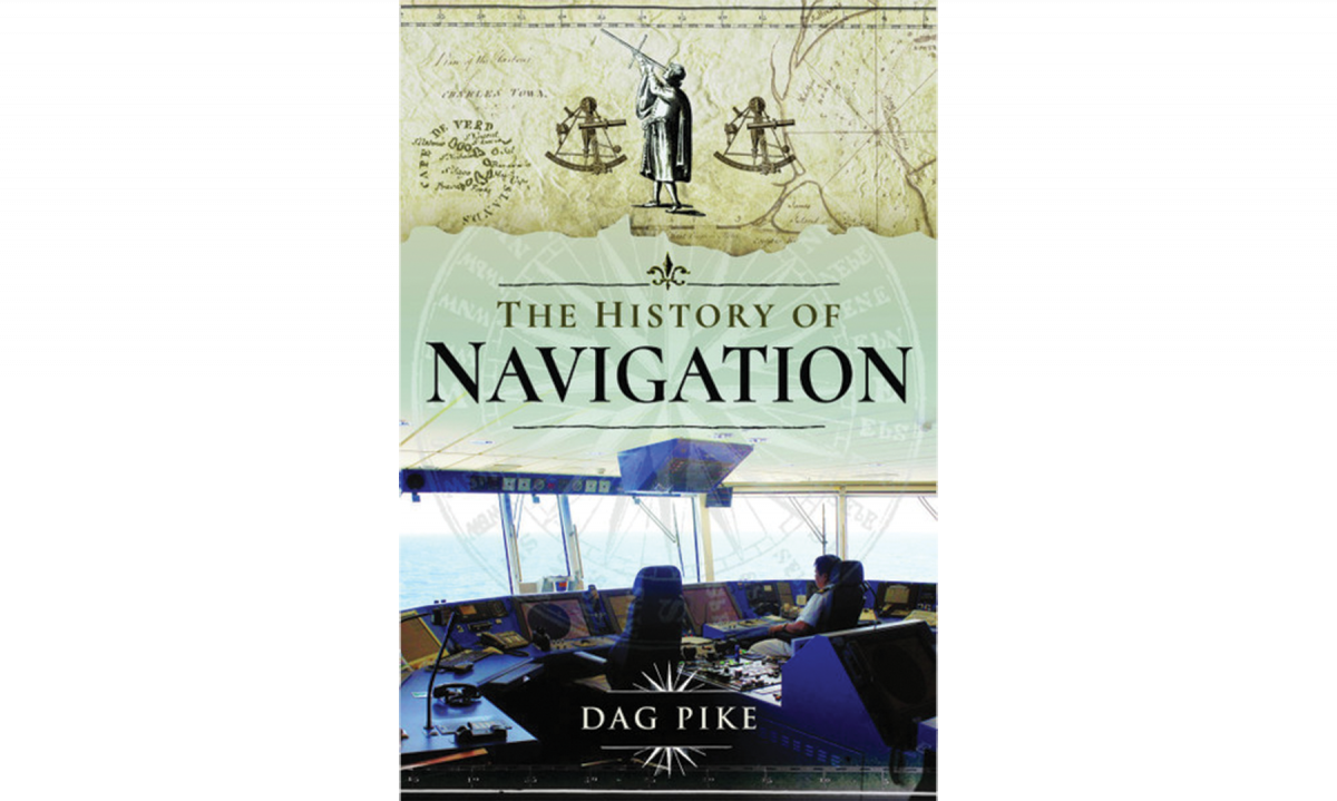 The History of Navigation book cover