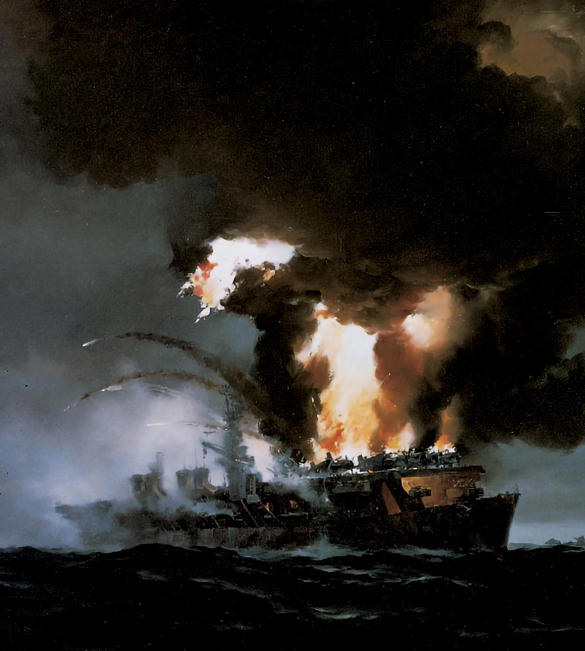 Greatest of All Sea Battles | Naval History Magazine