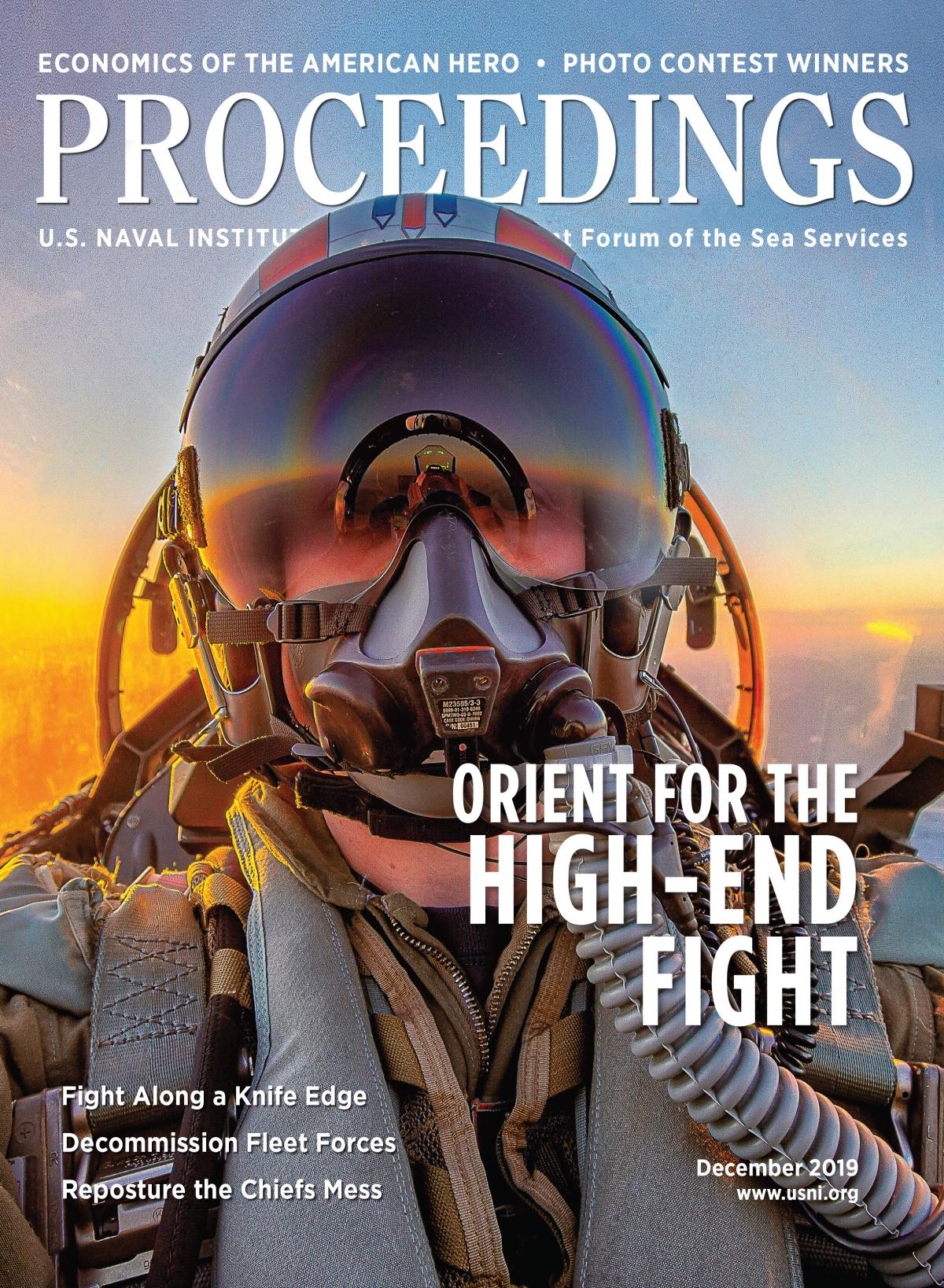 Proceedings - December 2019 Vol. 145/12/1,402 Cover