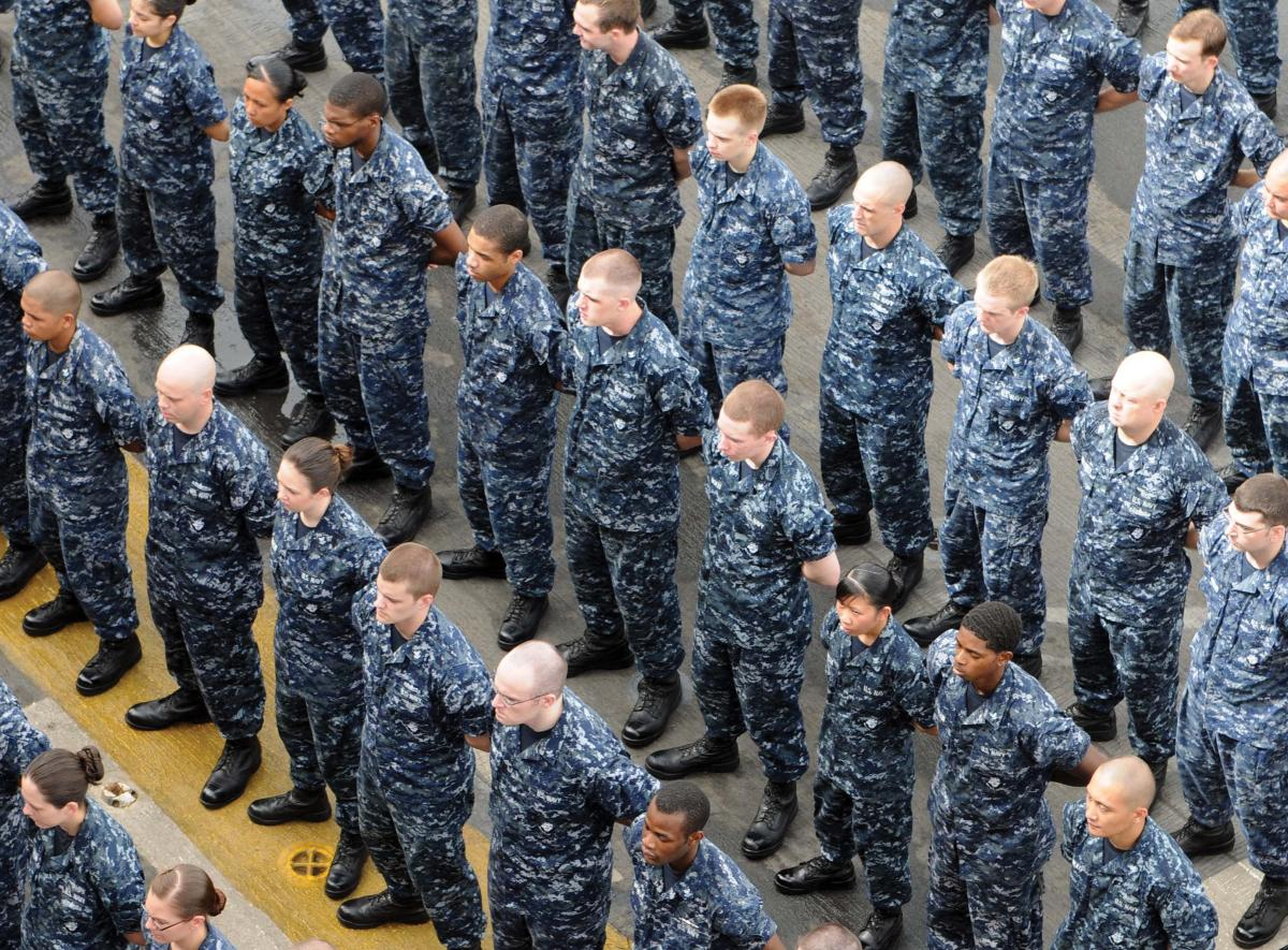 Navy officers need to trust their petty officers to lead and defer to their technical expertise the way noncommissioned officers are trusted and respected in the other armed services.