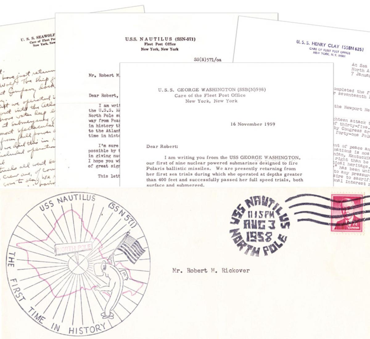 An Admiral's Letters to His Son | Naval History Magazine - October