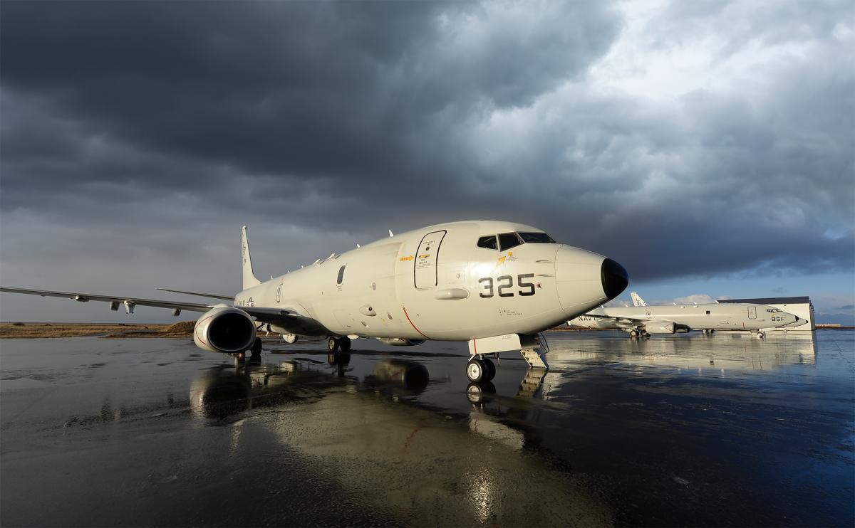The United States could expand its maritime strike capability by reviving World War II's patrol bombing squadron concept, pairing Navy P-8s with Air Force B-1s.