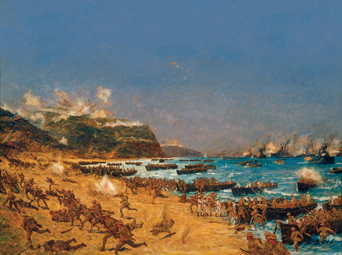 National Collection of War Art, Archives New Zealand