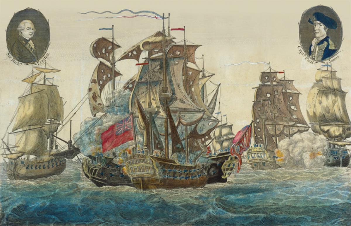 773f51a0 Sailor, Prisoner, Captain, Spy | Naval History Magazine - June 2015 ...