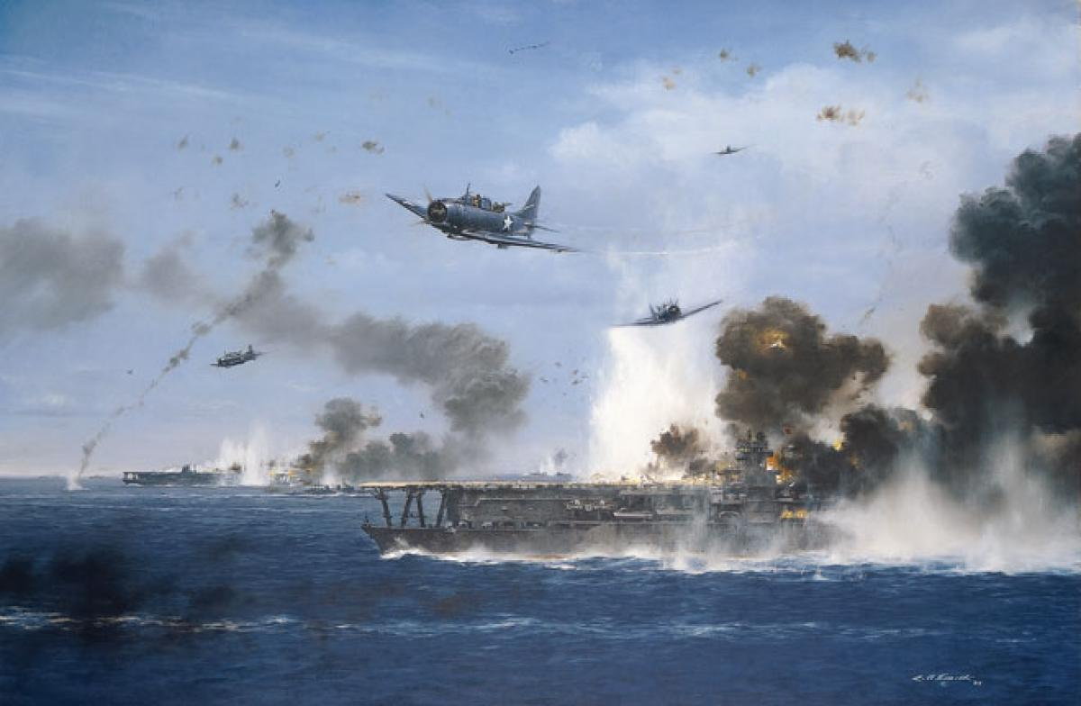 Grading Midway's Commanders | Naval History Magazine - June