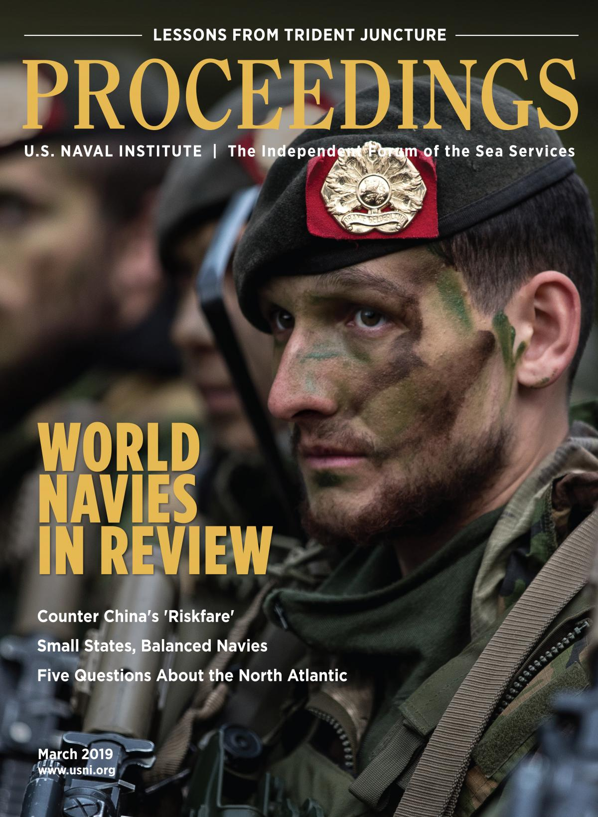Proceedings - March 2019 Vol 145/3/1,393 Cover