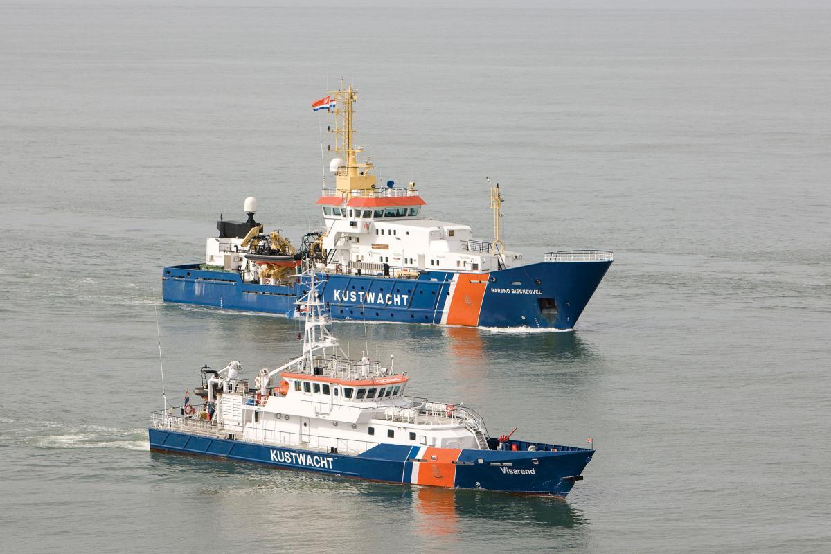 Netherlands Coastguard Models Cooperation | Proceedings