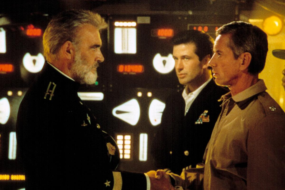 The Making of Hunt for Red October | Proceedings - January 1990 ...