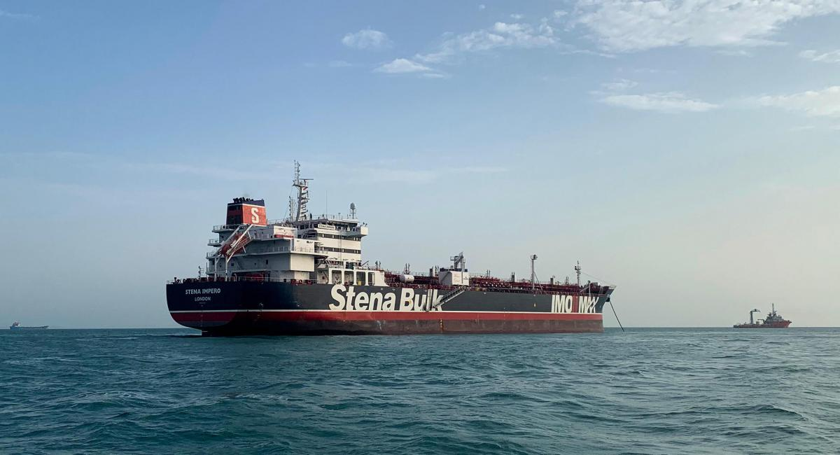 Iran's Seizure of Stena Impero—A Dangerous Escalation | Proceedings - August 2019 Vol. 145/8/1,398