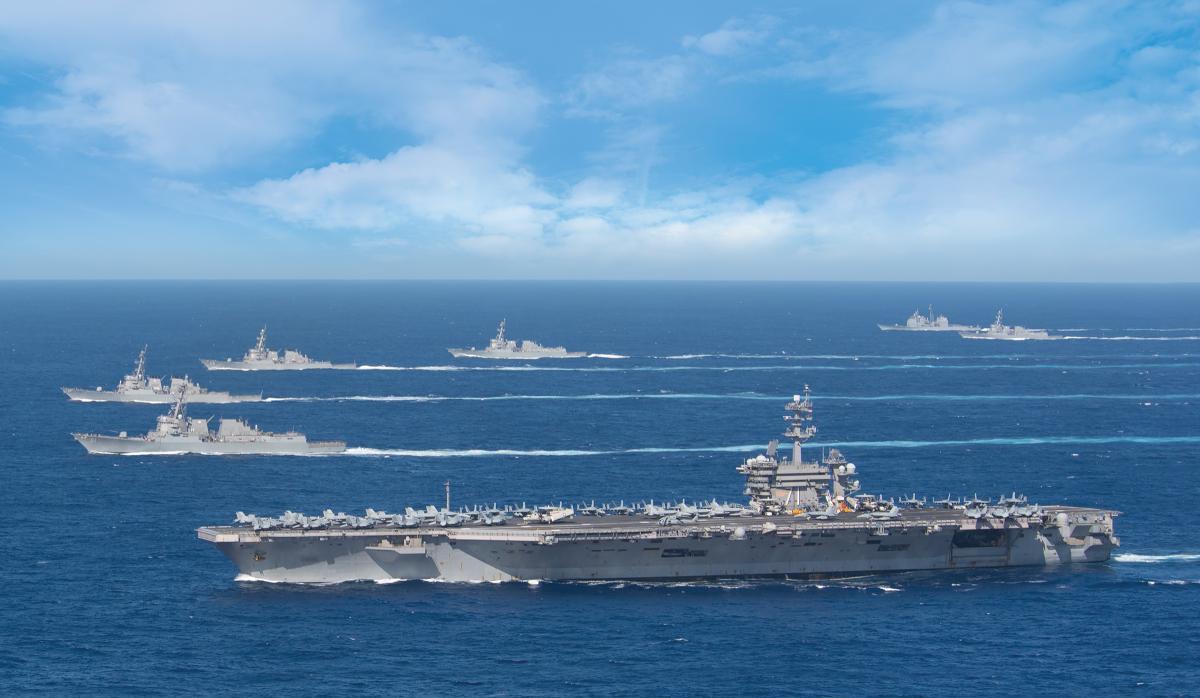 U.S. Navy in Review | Proceedings - May 2020 Vol. 146/5/1,407