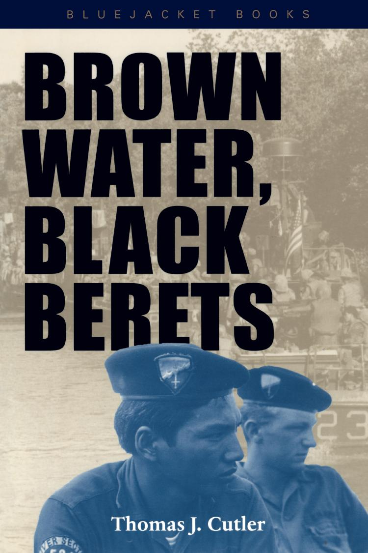 Brown Water Black Berets book cover
