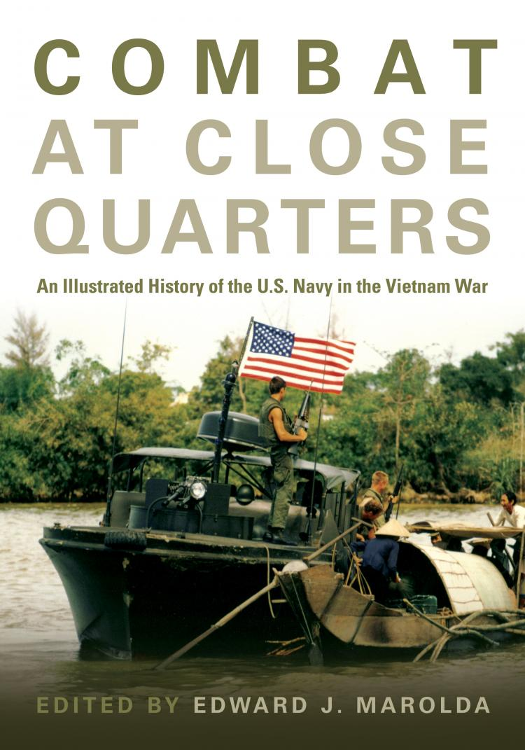 Combat at Close Quarters book cover