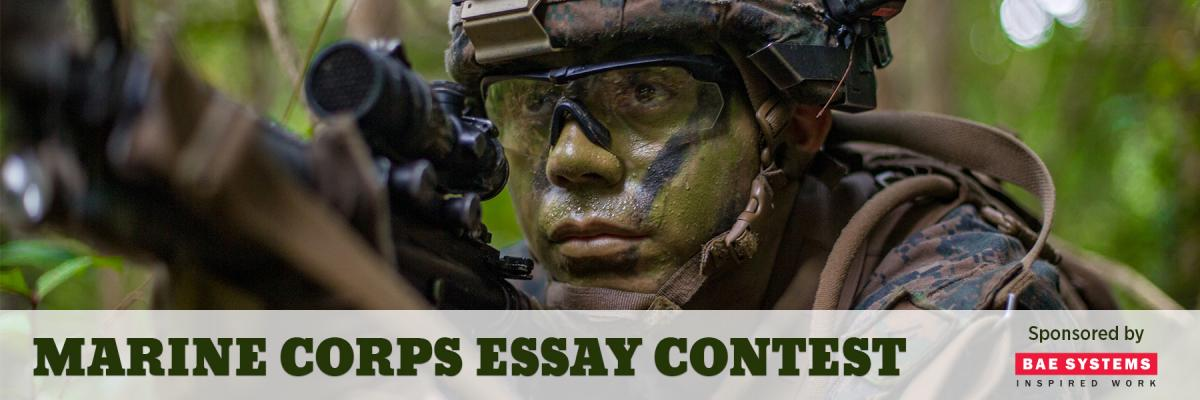 Essay Contests | U S  Naval Institute
