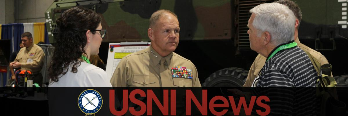 USNI News Giving Opportunity