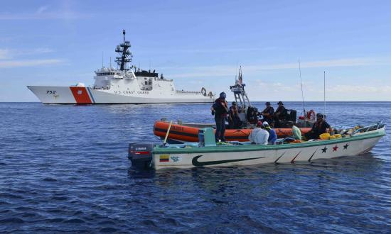Though smugglers might still find existing trafficking methods superior to unmanned systems, the Coast Guard must be prepared to counter the technology with creative solutions.