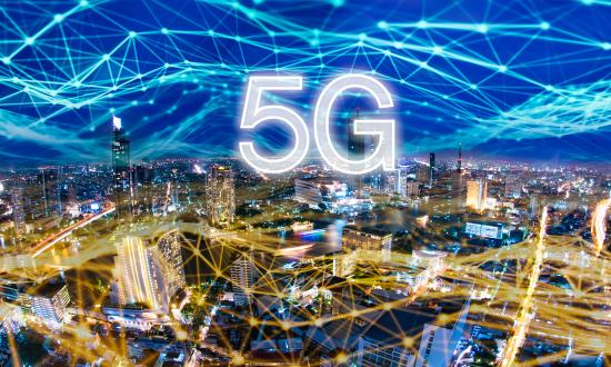 5G cellular communications