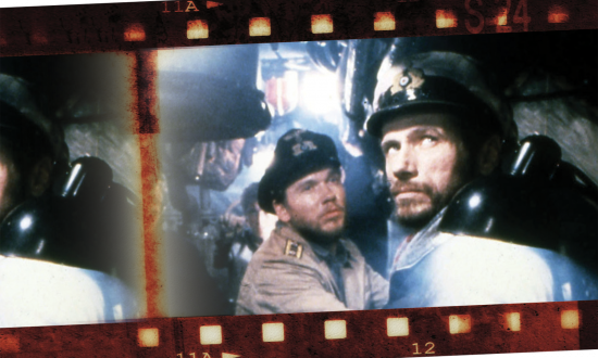 Movie stills of Das Boot